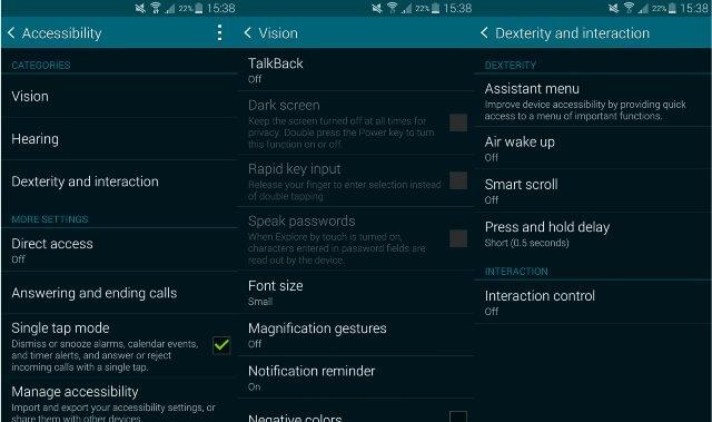 Disable Dark Screen Mode On Samsung Phone