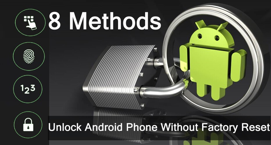 How To Remove Android Lock Screen Without Factory Reset