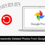 Recover Permanently Deleted Photos From Google Photos On Android