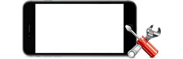 What Is Phone Stuck At White Screen or White Scren of Death (WSOD)