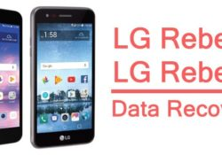 LG Rebel 4 and LG Rebel 3 Data Recovery