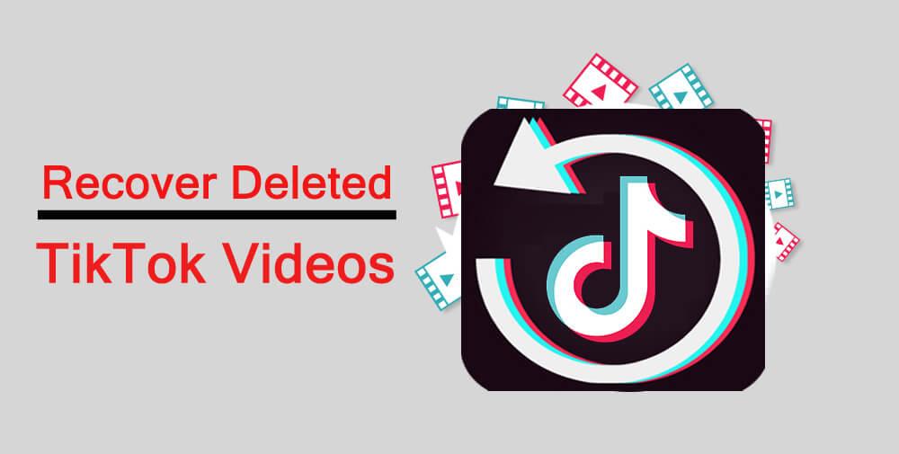 TikTok Video Recovery