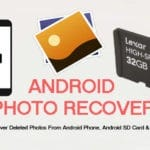 How To Recover Deleted Or Lost Photos From Android Phone
