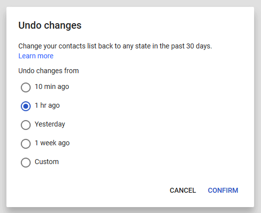 Retrieve Disappeared Contacts From Using Gmail