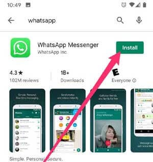 Restore WhatsApp Messages On Android Uninstall Required