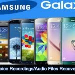 How To Recover Voice Recordings/Audio Files On Samsung