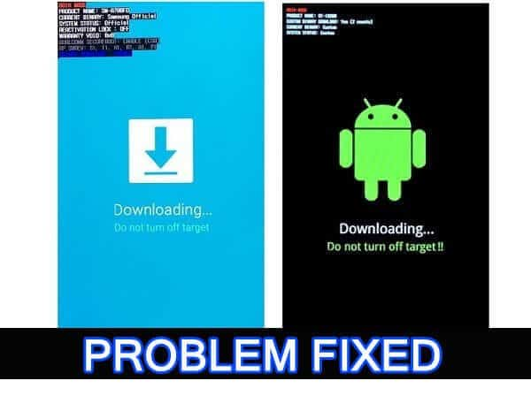 Solved Downloading Do Not Turn Off Target On Android