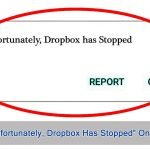 How To Fix Unfortunately, Dropbox Has Stopped On Android