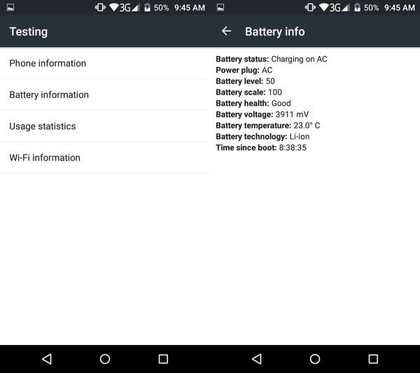 How To Check Battery Status On Android Phone