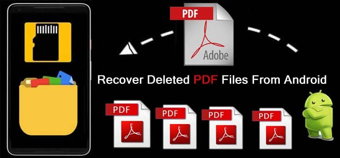Deleted PDF Files Recovery From Android