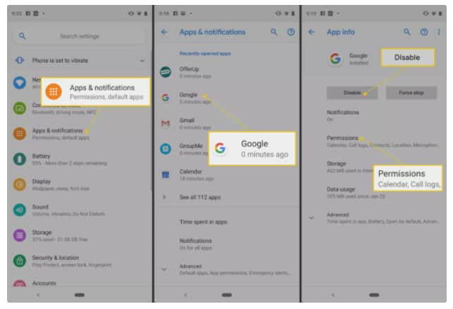 Disable Bloatware On Android