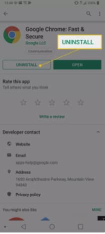 How To Uninstall Bloat Apps On Android Via Google Play Store